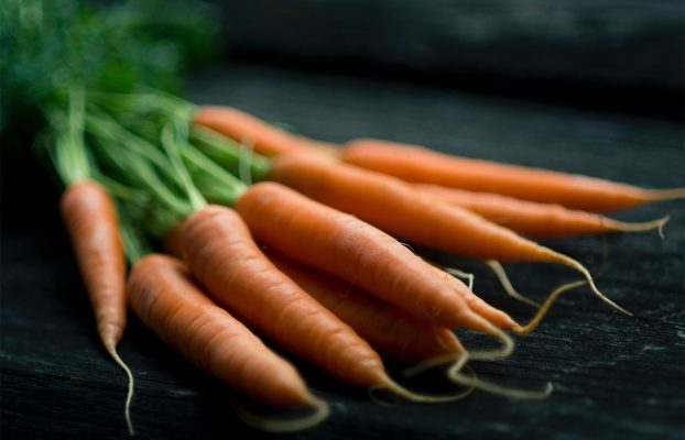 Healing With Carrot